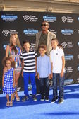 Larsa Pippen, Scotty Pippen Jr., Sophia Pippen, Preston Pippen, Justin Pippen, Scottie Pippen — Stock Photo