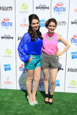 Vanessa Marano, Laura Marano — Stock Photo