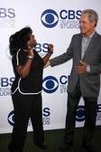 Sheryl Underwood, Gregory Harrison — Stock Photo