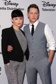 Ginnifer Goodwin, Josh Dallas — Stock Photo