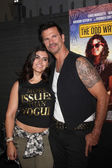 Shawna Craig, Lorenzo Lamas — Stock Photo
