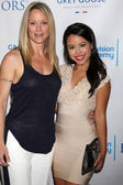 Cierra Ramirez, Teri Polo — Stock Photo