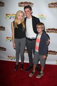 Peyton List, Spencer List, Phoenix List — Stock Photo