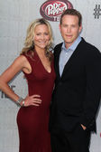 Cynthia Daniel, Cole Hauser — Stock Photo