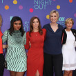 Heather Kadin, Mindy Kaling, Chelsea Peretti, Jane Lynch, Yeardley Smith, Alex Borstein — Stock Photo