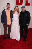 Adam Sandler, Drew Barrymore, Frank Coraci — Stock Photo