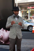 Nelsan Ellis — Stock Photo
