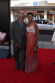 Gregg Daniel, Adina Porter — Stock Photo