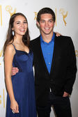 Haley Pullos, Jimmy Deshler — Stock Photo