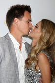 Darin Brooks, Kelly Kruger — Stock Photo