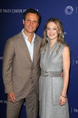 Tony Goldwyn, Marin Ireland — Stock Photo