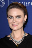 Emily Deschanel — Stock Photo