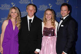 Lauralee Bell, Christian Martin, Samantha Martin, Scott Martin — Stock Photo