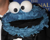 Cookie Monster — Stock Photo