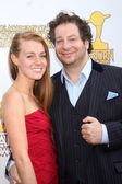 Virginia Collins, Jeff Ross — Stock Photo