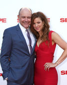 Rob Corddry, Sandra Corddry — Stock Photo