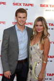 Tommy Dewey, Valerie Darling — Stockfoto