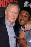 Jon Voight, Pooch Hall — Stock Photo