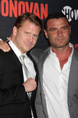Dash Mihok, Liev Schreiber — Stock Photo
