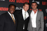 Wendell Pierce, Dash Mihok, Liev Schreiber — Stock Photo