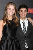 Kerris Dorsey, Devon Bagby — Stock Photo