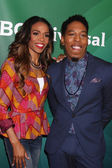 Michelle Williams, Deitrick Haddon — Стоковое фото