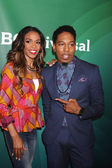 Michelle Williams, Deitrick Haddon — Stock Photo