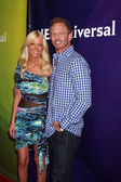 Ian Ziering, Tara Reid — Stock Photo