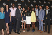 Liza Weil, Katie Findlay, Billy Brown, Jack Falahee, Karla Souza, Viola Davis, Aja Naomi King, Alfred Enoch, Charlie Weber, Matt McGorry — Photo