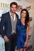 Grant Turnbull, Nadia Bjorlin — Stock Photo