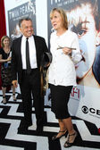 Ray Wise, Catherine E. Coulson — Foto de Stock