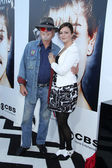 Russ Tamblyn, Amber Tamblyn — Stock Photo