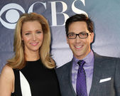 Lisa Kudrow, Dan Bucantinsky — Stock Photo