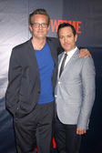 Matthew Perry, Thomas Lennon — Stock Photo