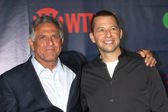Les Moonves, Jon Cryer — Stock Photo