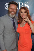 Mark Burnett, Roma Downey — Foto de Stock