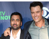 Kal Penn, Josh Duhamel — Stock Photo