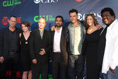 Dean Winters, Aubrey Dollar, David Shore, Kal Penn, Josh Duhamel, Janet McTeer, Edward Fordham Jr — Stock Photo
