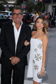 Kenny Ortega, Sarah Hyland — Stock Photo