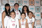 Top Chef Junior Contestants — Stock Photo