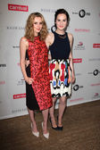 Laura Carmichael, Michelle Dockery — Stockfoto