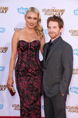 Clare Grant, Seth Green — Stock Photo