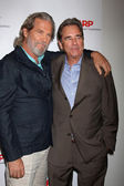 Beau Bridges, Jeff Bridges — Stock Photo