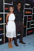 Nicole Beharie, Orlando Jones — Stock Photo