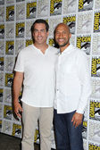 Rob Riggle, Keegan-Michael Key — Stock Photo