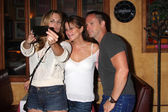 Kelly Sullivan, Nancy Lee Grahn, William deVry — Stok fotoğraf