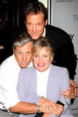 Charles Shaughnessy, Mary Beth Evans, Matthew Ashford — Stock Photo