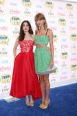 Odeya Rush, Taylor Swift — Stock Photo