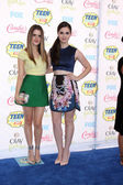Laura Marano, Vanessa Marano — Stock Photo
