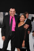 Tom Sizemore, Toni Henderson — Stock Photo